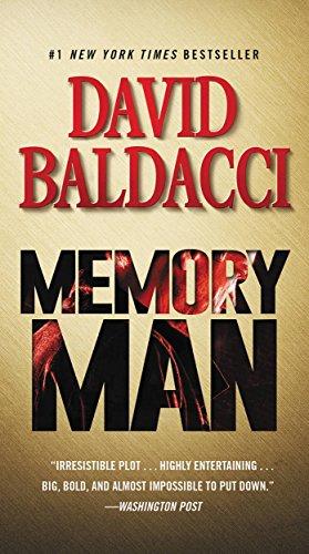Memory Man Audiobook by David Baldacci Free