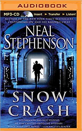 Snow Crash Audiobook by Neal Stephenson Free