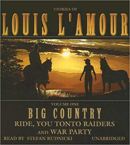 Big Country Audiobook by Louis L