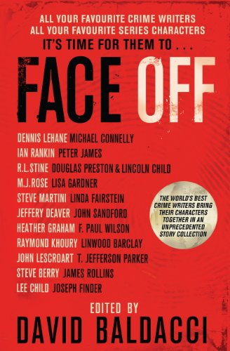 Face Off Audiobook by David Baldacci Free