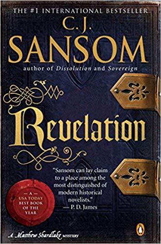 Revelation Audiobook by C. J. Sansom Free