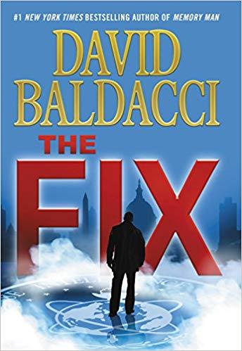The Fix Audiobook by David Baldacci Free