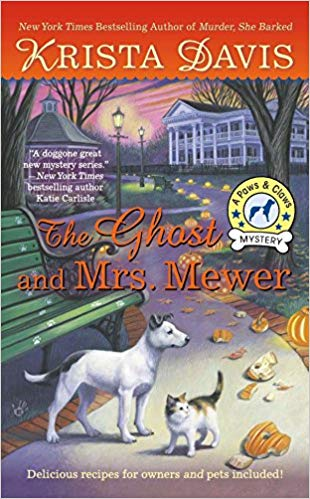 The Ghost and Mrs. Mewer Audiobook by Krista Davis Free
