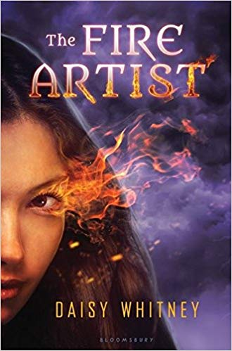 The Fire Artist Audiobook by Daisy Whitney Free