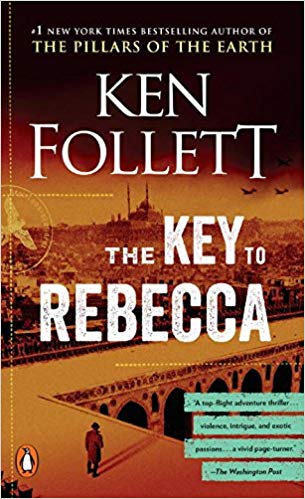 The Key to Rebecca Audiobook by Ken Follett Free