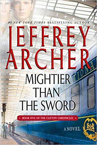 Mightier Than the Sword Audiobook by Jeffrey Archer Free