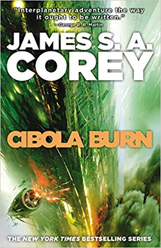 Cibola Burn Audiobook by James S. A. Corey Free