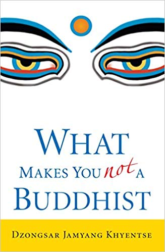 What Makes You Not a Buddhist Audiobook by Dzongsar Jamyang Khyentse Free