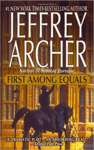 First Among Equals Audiobook by Jeffrey Archer Free