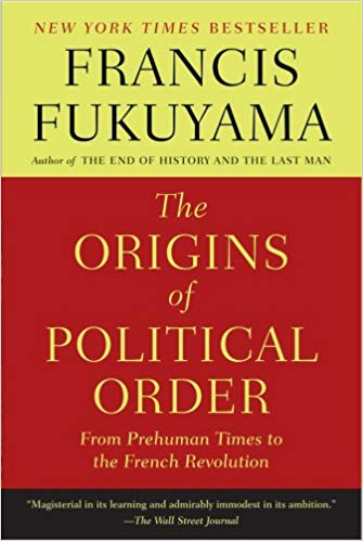 The Origins of Political Order Audiobook by Francis Fukuyama Free
