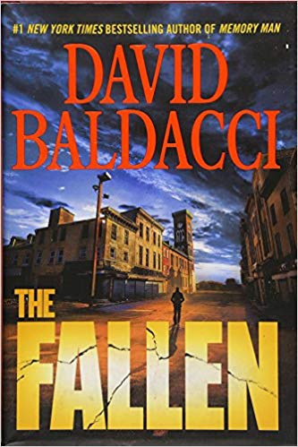 The Fallen Audiobook by David Baldacci Free