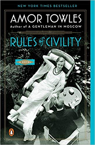 Rules of Civility Audiobook by Amor Towles Free