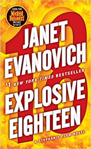 Explosive Eighteen Audiobook by Janet Evanovich Free