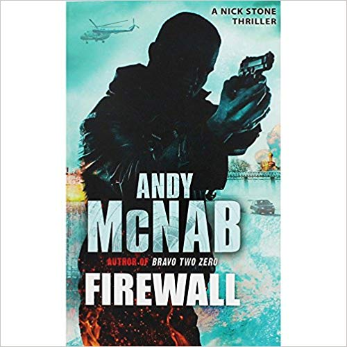 Firewall Audiobook by Andy McNab Free