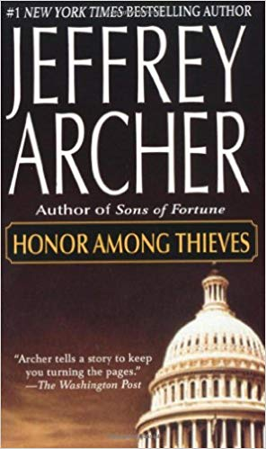 Honor Among Thieves Audiobook by Jeffrey Archer Free