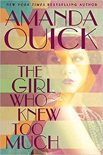 The Girl Who Knew Too Much Audiobook by Amanda Quick Free