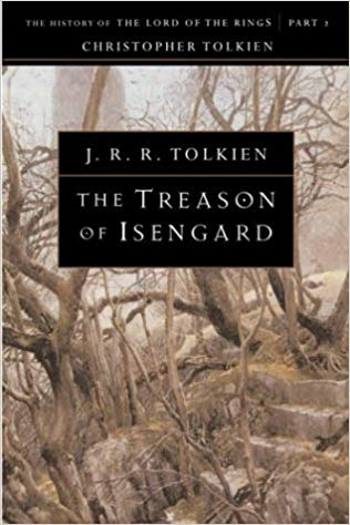 The Treason of Isengard Audiobook by J. R. R. Tolkien Free