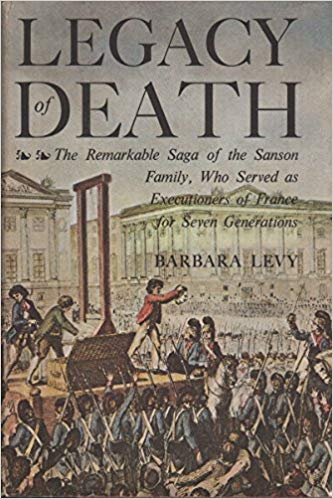 Legacy of death Audiobook by Barbara Levy Free