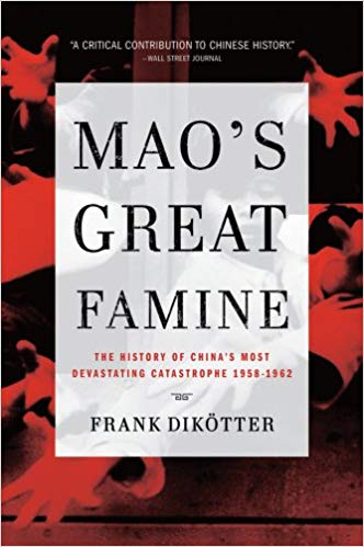 Mao's Great Famine Audiobook by Frank Dikötter Free