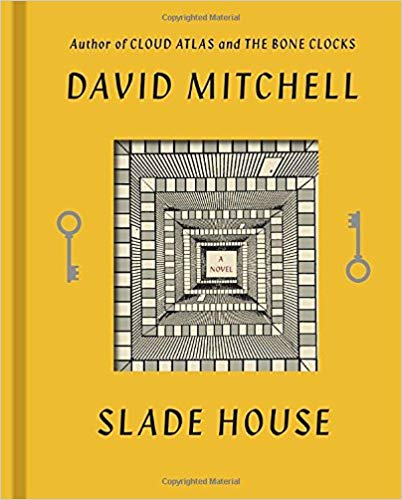Slade House Audiobook by David Mitchell Free