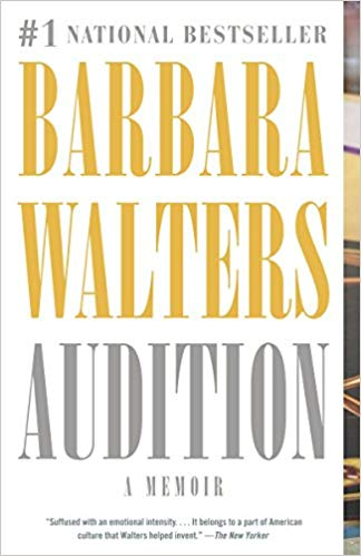 Audition Audiobook by Barbara Walters Free