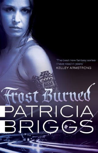Frost Burned Audiobook by Patricia Briggs Free