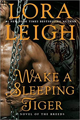 Wake a Sleeping Tiger Audiobook by Lora Leigh Free