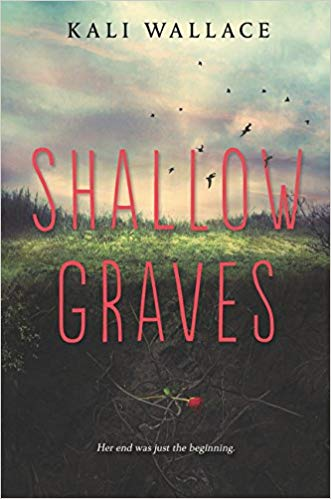 Shallow Graves Audiobook by Kali Wallace Free