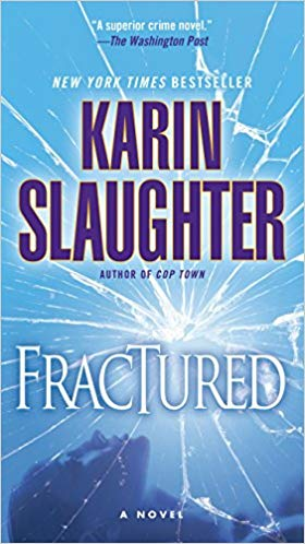 Fractured Audiobook by Karin Slaughter Free