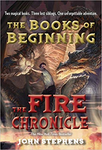 The Fire Chronicle Audiobook by John Stephens Free
