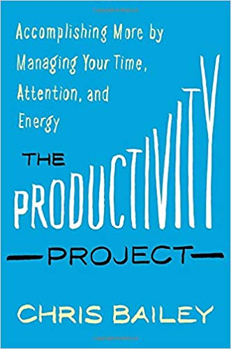 The Productivity Project Audiobook by Chris Bailey Free