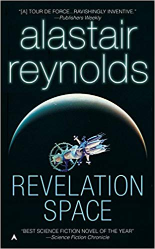 Revelation Space Audiobook by Alastair Reynolds Free