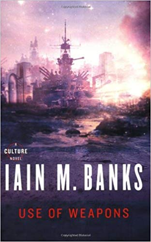 Use of Weapons Audiobook by Iain M. Banks Free