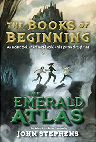The Emerald Atlas Audiobook by John Stephens Free