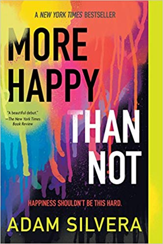 More Happy Than Not Audiobook by Adam Silvera Free