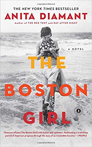 The Boston Girl Audiobook by Anita Diamant Free