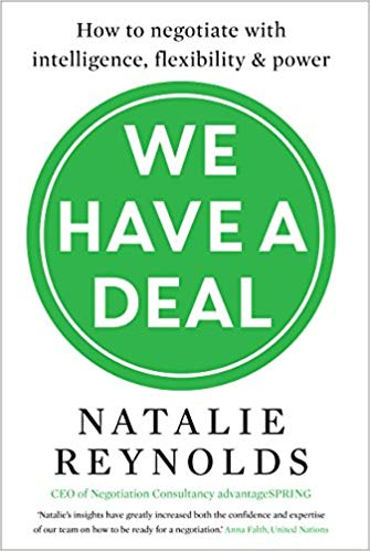 We Have a Deal Audiobook by Natalie Reynolds Free