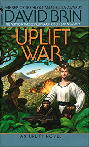 The Uplift War Audiobook by David Brin Free