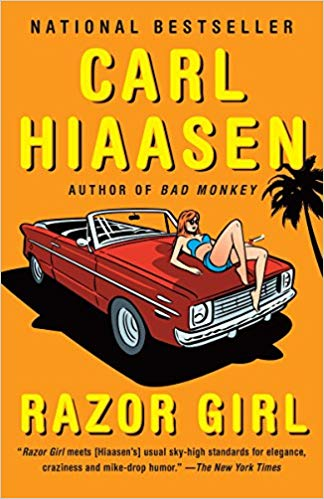 Razor Girl Audiobook by Carl Hiaasen Free