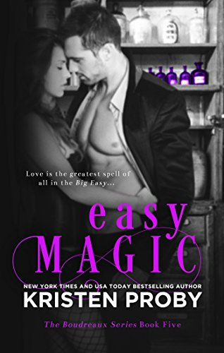 Easy Magic Audiobook by Kristen Proby Free
