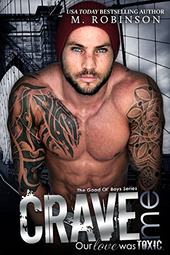 Crave Me Audiobook by M. Robinson Free