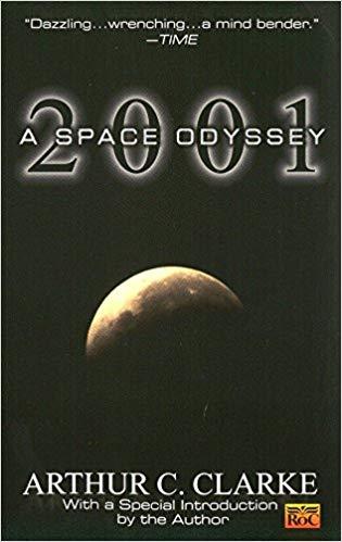 2001 Audiobook by Arthur C. Clarke Free
