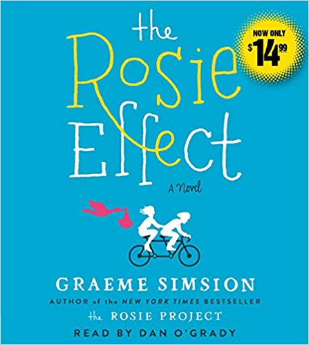 The Rosie Effect Audiobook by Graeme Simsion Free