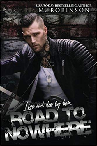 Road to Nowhere Audiobook by M. Robinson Free