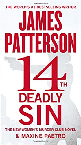 14th Deadly Sin Audiobook by James Patterson Free