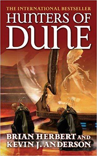 Hunters of Dune Audiobook by Brian Herbert Free
