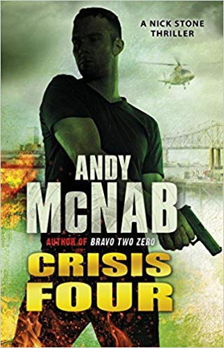 Crisis Four Audiobook by Andy McNab Free