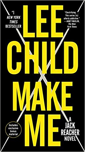 Make Me Audiobook by Lee Child Free