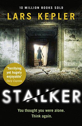 Stalker Audiobook by Lars Kepler Free