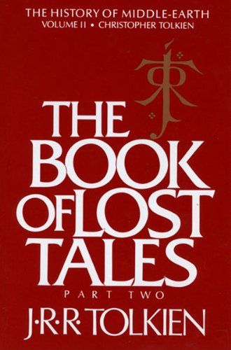 The Book of Lost Tales Audiobook by J.R.R. Tolkien Free